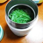 食べる順番+減炭水化物ダイエット中のお弁当は味噌汁つきが◎
