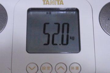 開始時体重